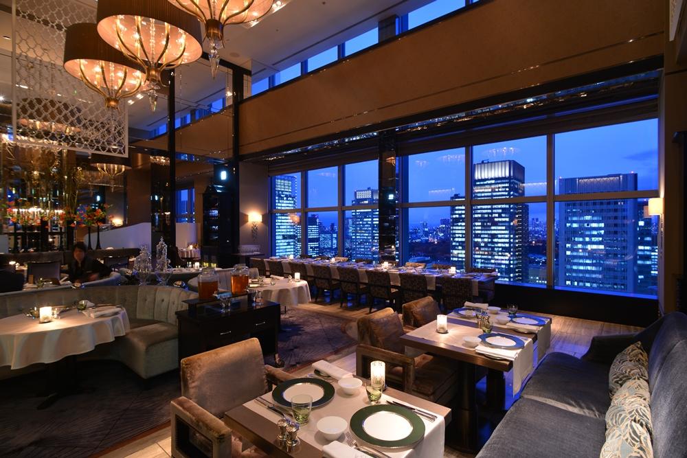 Shangri-La Hotel Tokyo