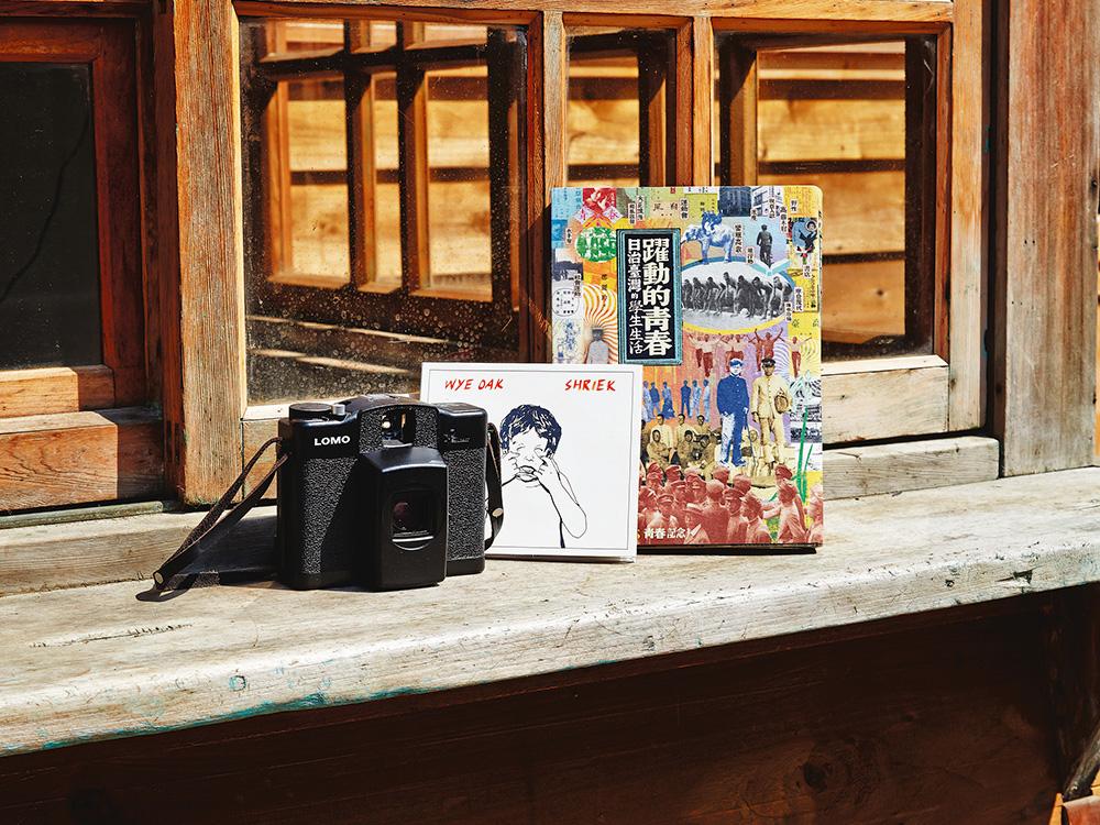 躍動的青春:日治臺灣的學生生活,Shriek by Wye Oak,Lomography LC-A