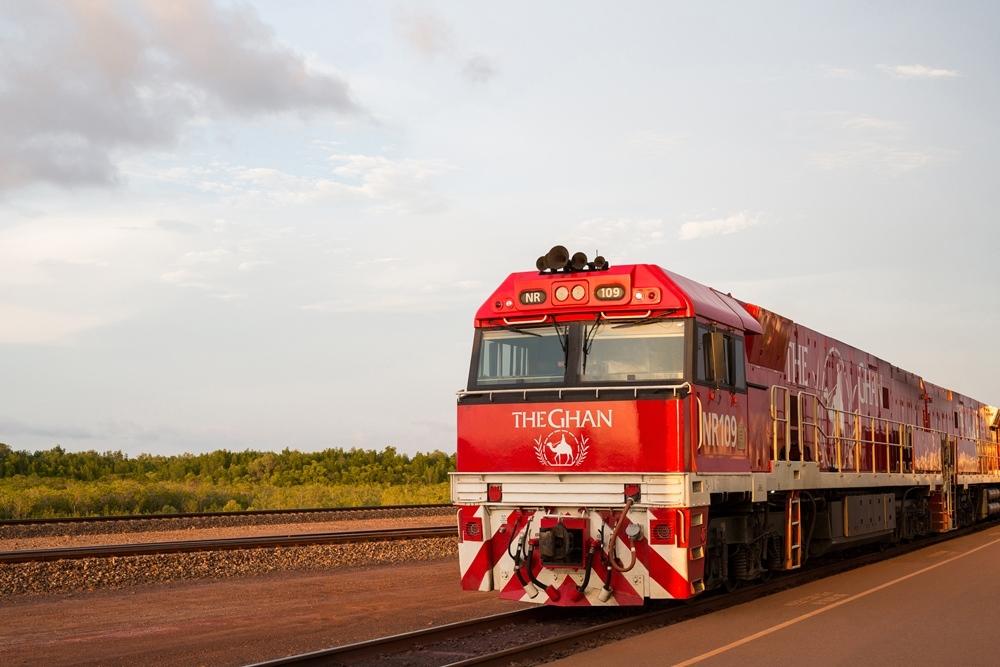 甘號列車 The Ghan