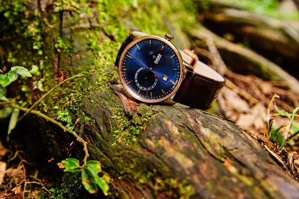 Rado Couple Classic 系列自動腕錶