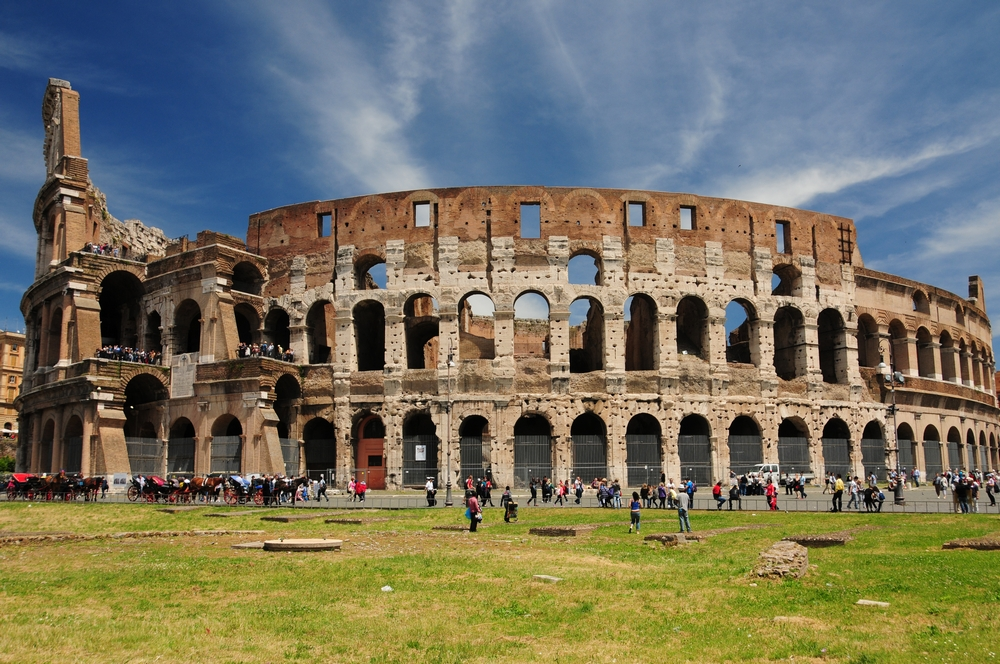 Silversea Cruises Silver Muse Rome