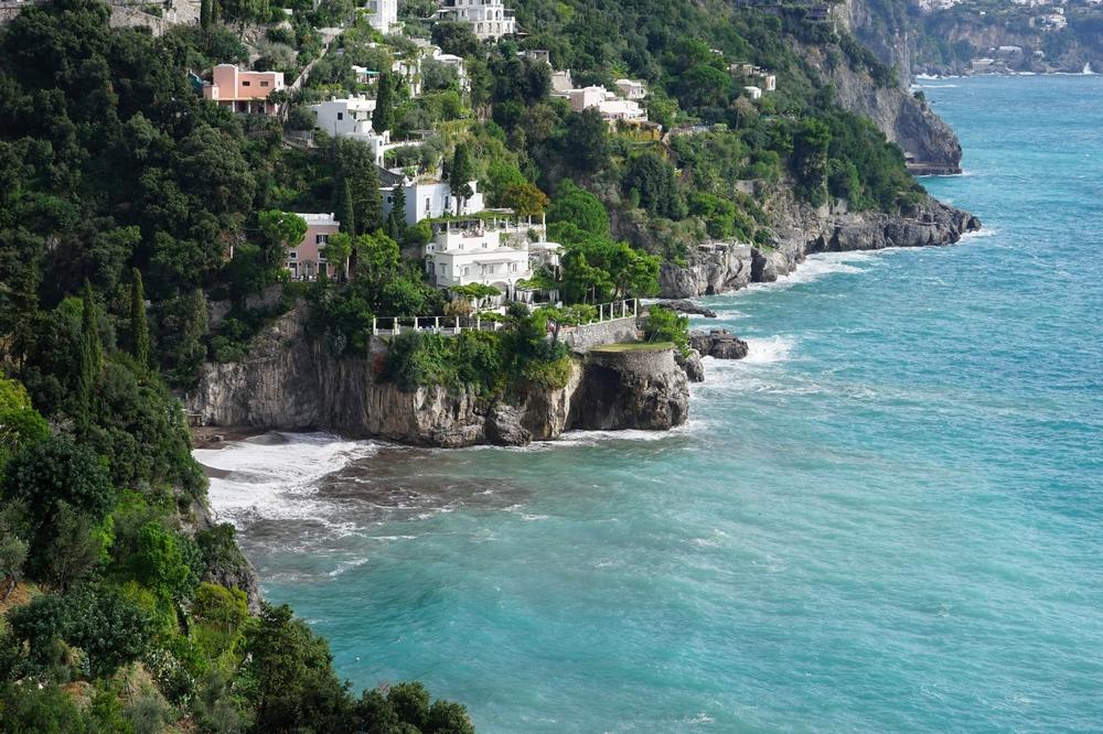 Silversea Cruises Silver Muse Amalfi