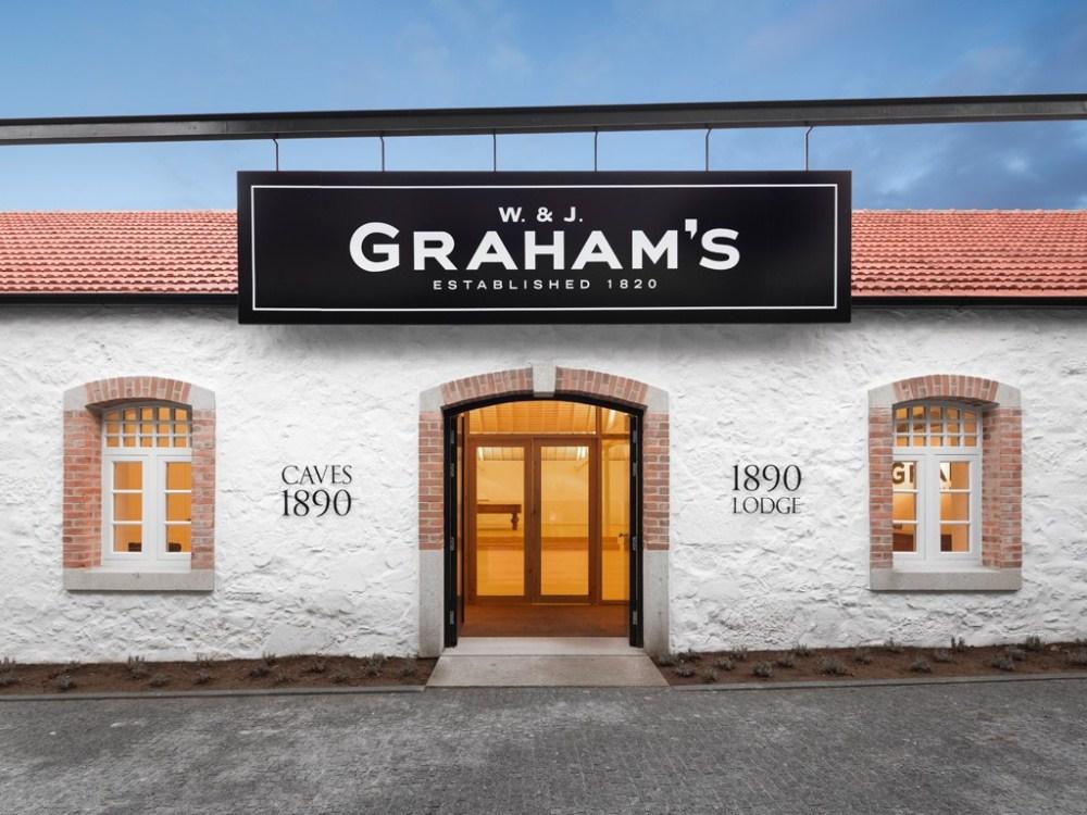 The Graham's 1890 Lodge