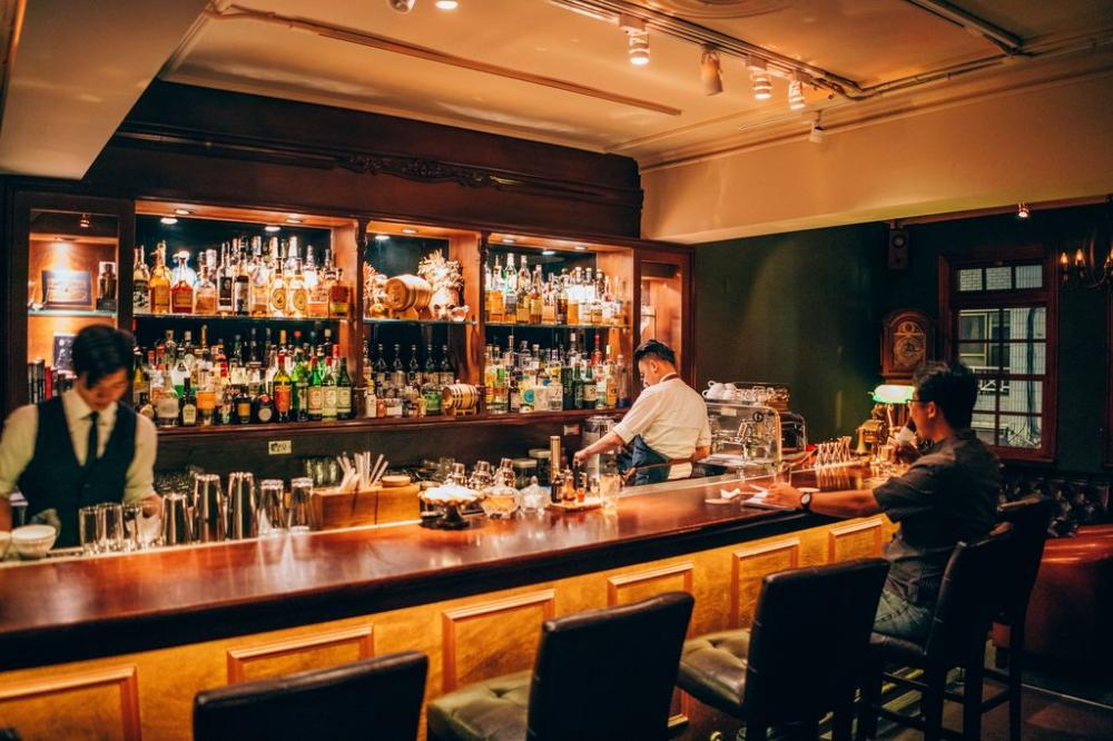 小城外 Bar