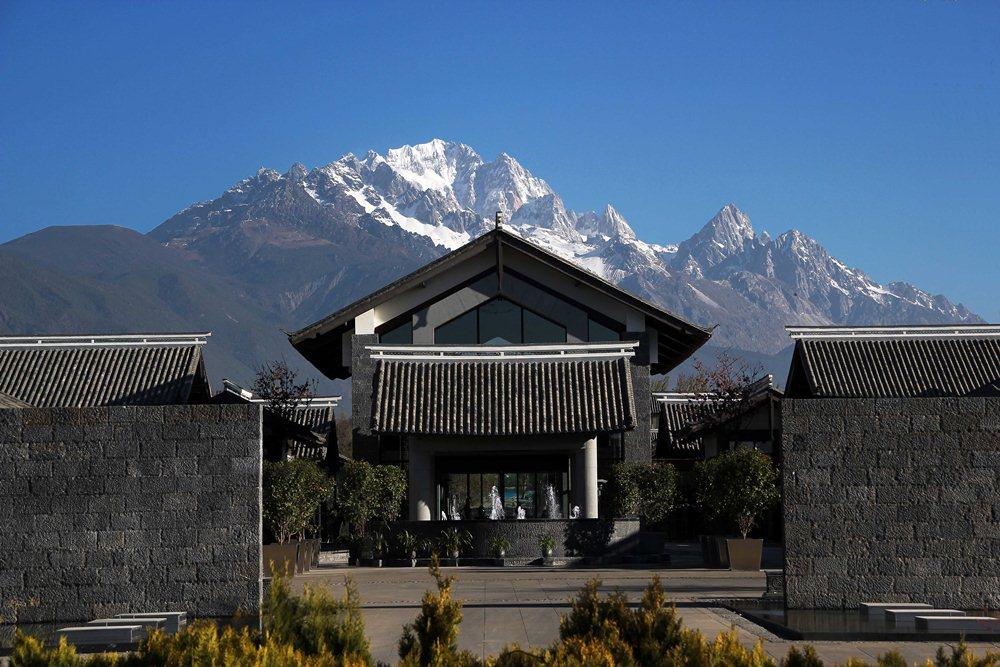 中國Pullman Lijiang Resort & Spa