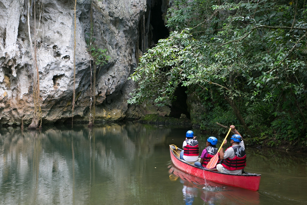 貝里斯河穴、農曆七月、可怕、恐怖、冒險