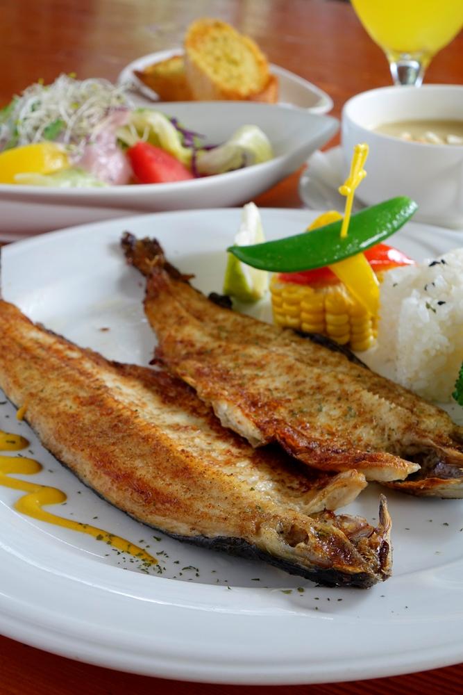 隱峇里山莊的料理