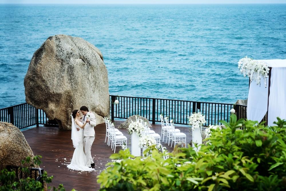 泰國、蘇美島、婚禮、度假、年代旅遊、Silavadee、席拉瓦第