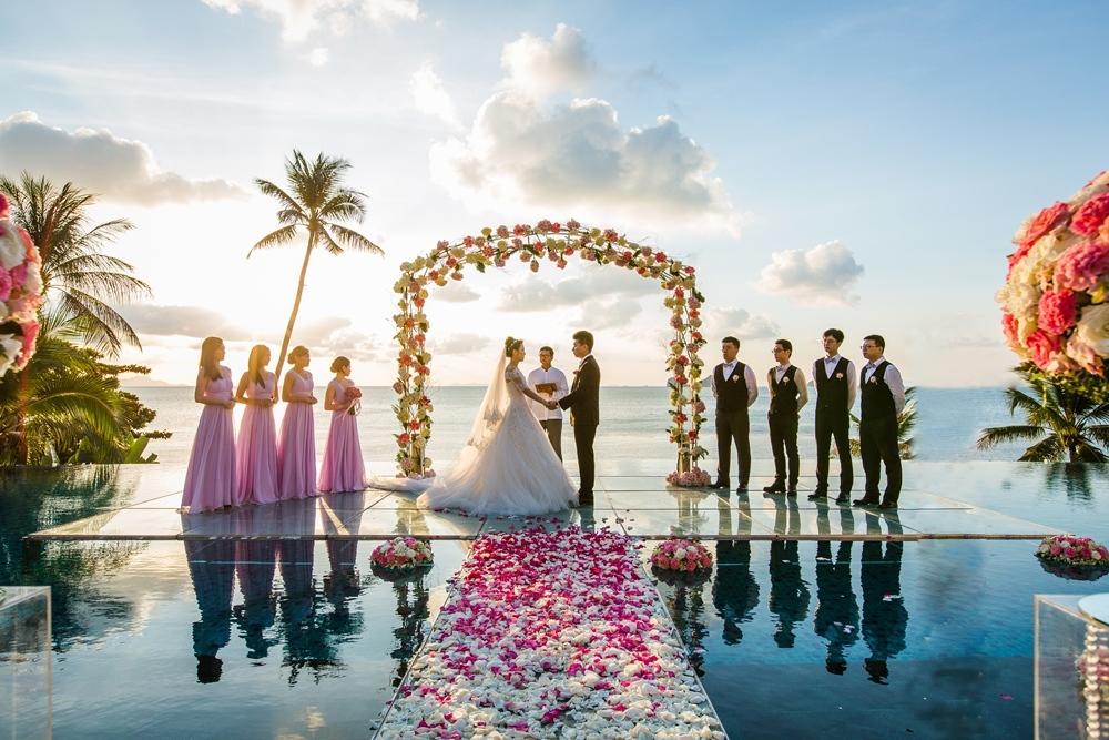 泰國、蘇美島、婚禮、度假、年代旅遊、Conrad、康萊德
