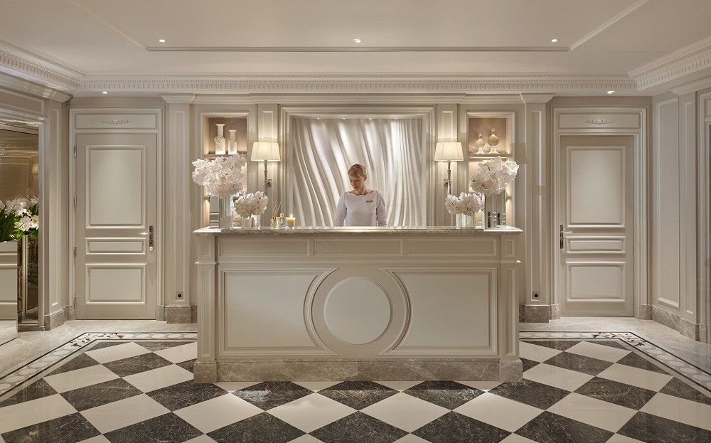 Hôtel Four Seasons George V Paris/SPA/巴黎/法國