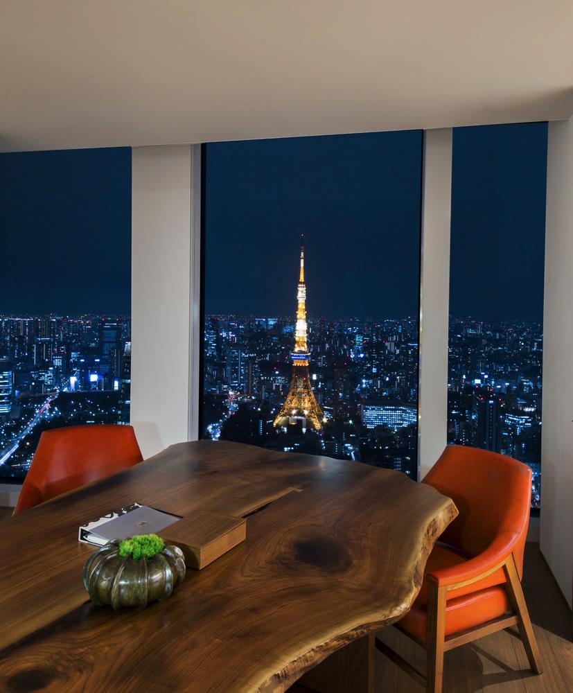 Andaz Tokyo Toranomon Hills Sky Suite