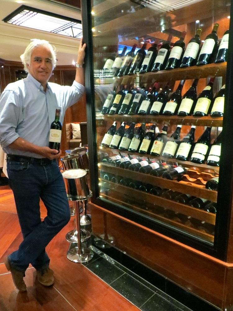 Silversea Wine Voyages/銀海遊輪/品酒航程/銀海葡萄酒大使 Lawrence