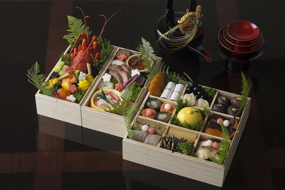 Palace Hotel Tokyo 2019 New Year Plan