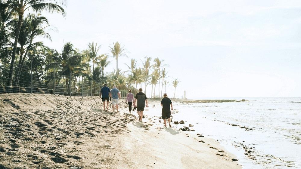 Four Seasons Resort Hualala/夏威夷/度假村/採集海鹽體驗旅行/古鹽沼