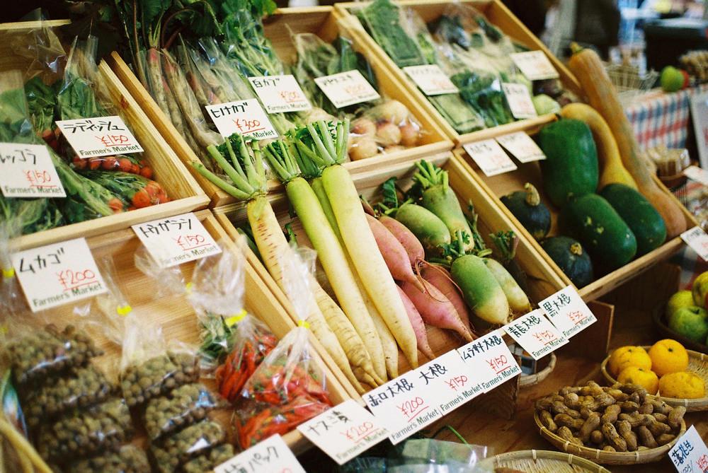 青山農夫市集 Farmer's Market@UNU/東京/日本