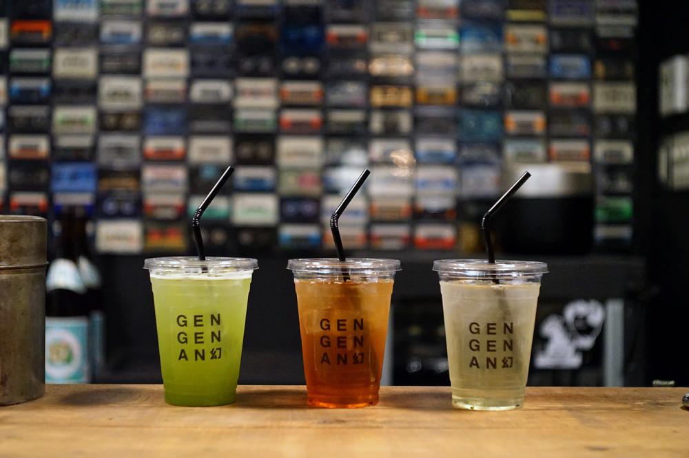 日本/東京/幻幻庵/EN TEA/日本茶/茶館
