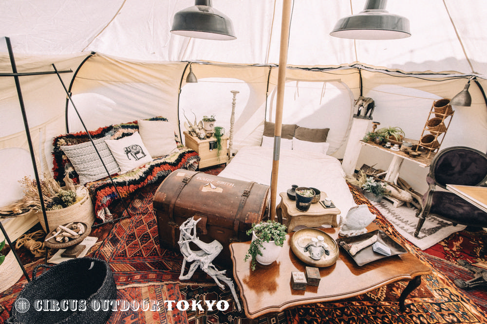 日本/東京/奧多摩/野奢露營/山林/Circus Outdoor Tokyo