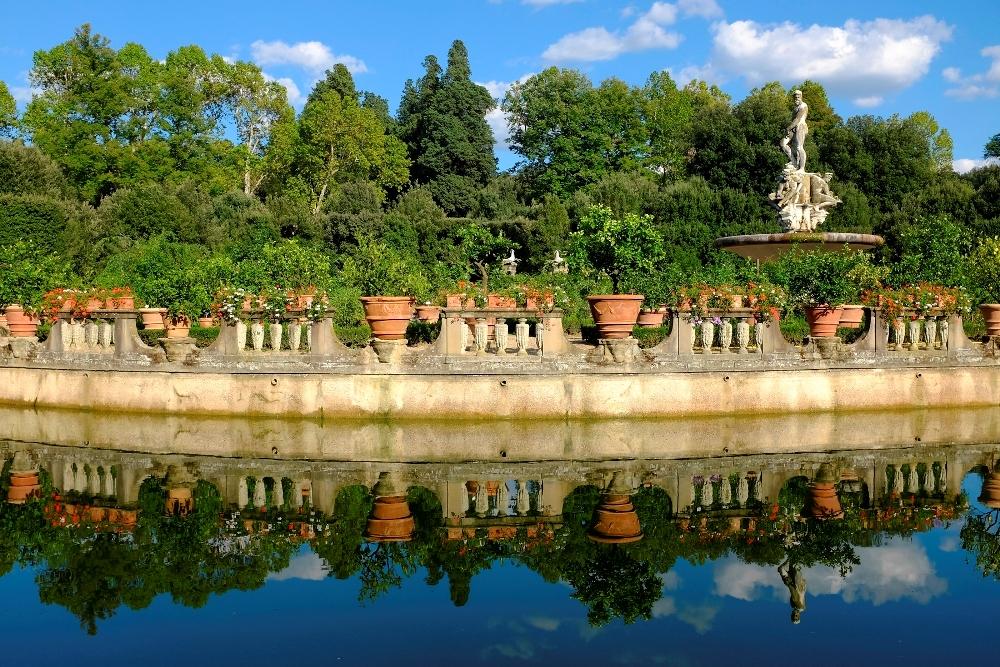 義大利/Villa Medici at Cafaggiolo/Villa di Castello