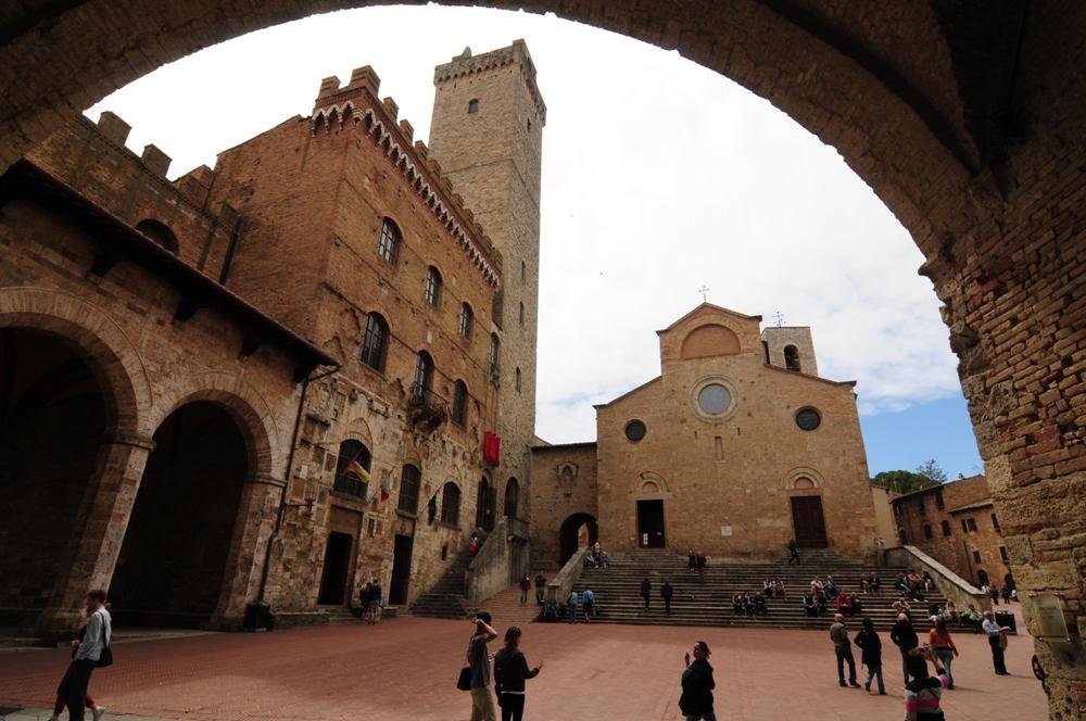 聖吉米納諾歷史中心/義大利/Italy/Historic Centre of San Gimigna