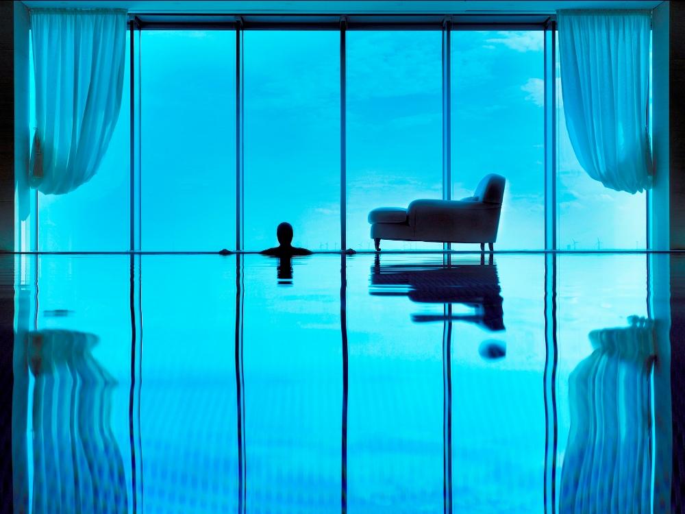 多瑙河畔/Kempinski Hotel River Park/身心靈皆可舒放的好去處