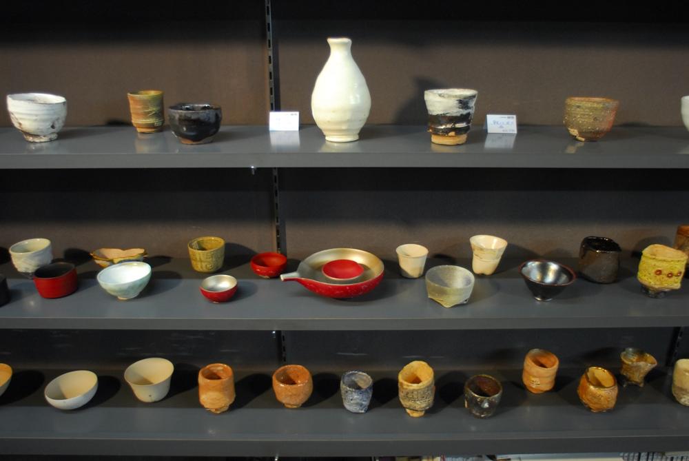 ギャラリー器館/陶器館/日本/京都
