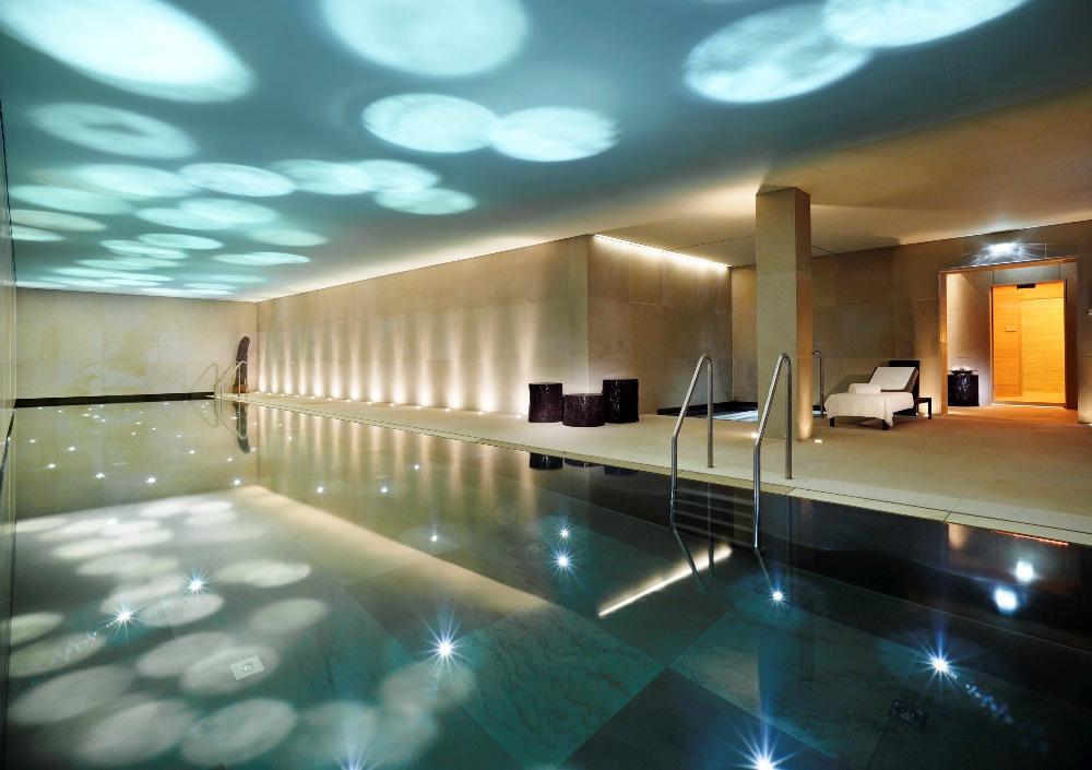 室內泳池/Aurelio Clubhouse/萊希/奧地利