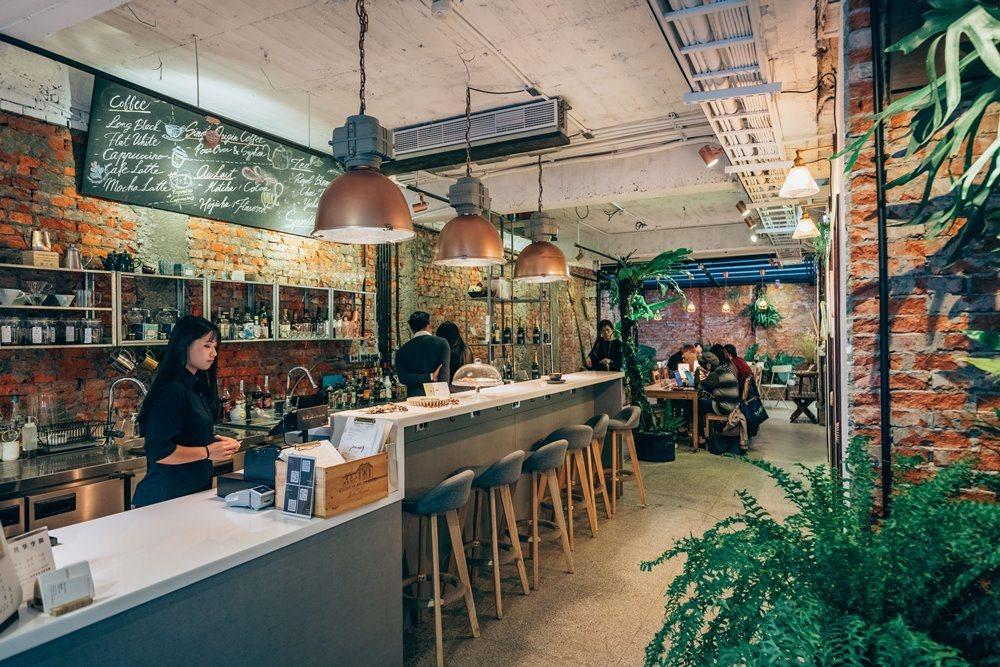 Modism Café/松江南京/深夜咖啡/台灣/台北
