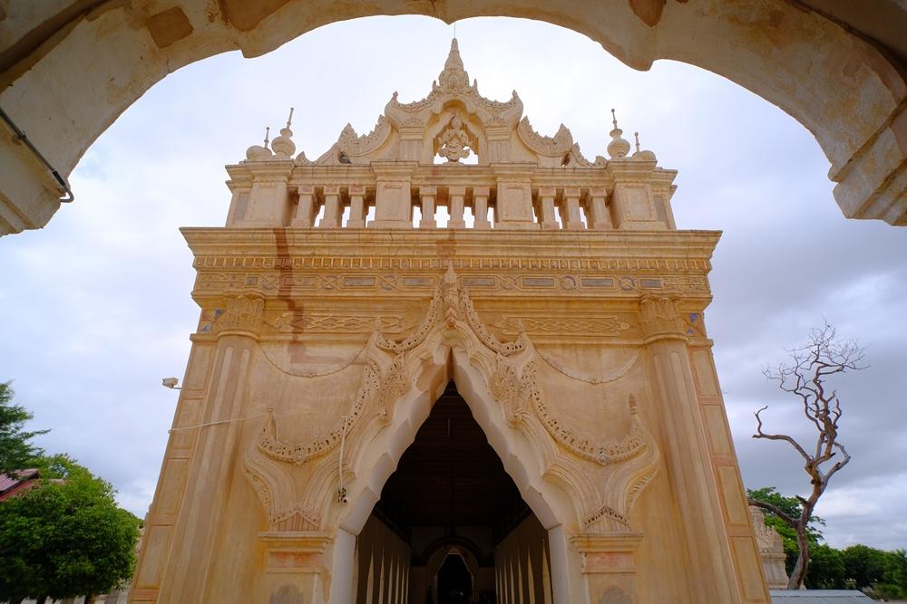 阿難陀寺/Ananda Temple/蒲甘平原/蒲甘/緬甸