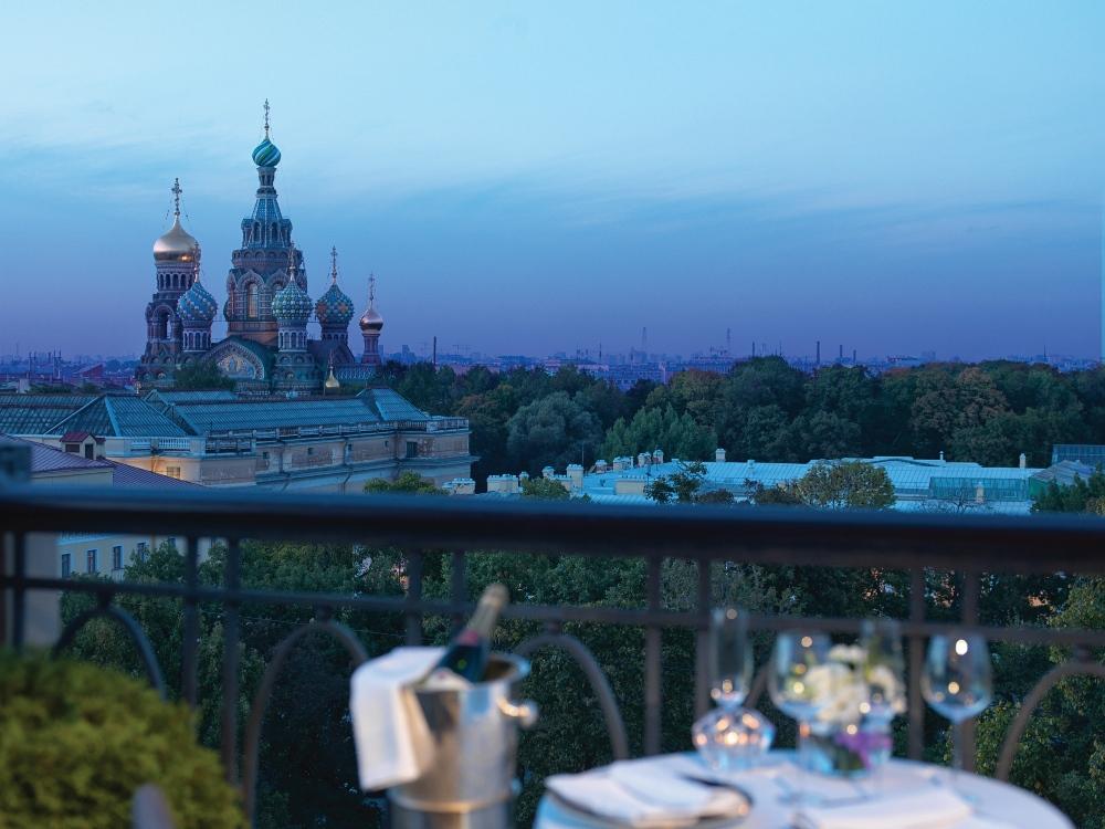Belmond Grand Hotel Europe/聖彼得堡/俄羅斯
