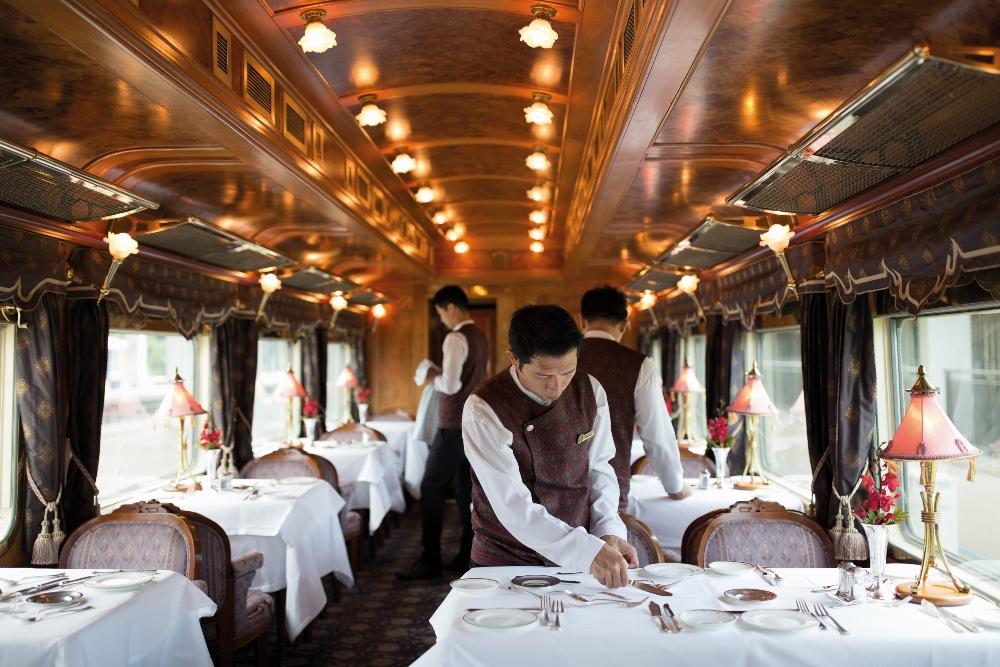 亞洲東方快車/亞洲/Belmond Eastern & Oriental Express