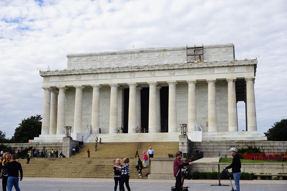 林肯紀念碑/華盛頓特區/華盛頓/美國