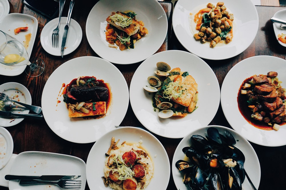 Montmartre Restaurant/淡菜/牛排/法式小酒館/華盛頓特區/華盛頓/美國