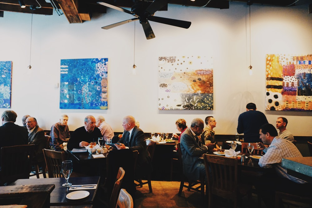 Montmartre Restaurant/法式小酒館/華盛頓特區/華盛頓/美國
