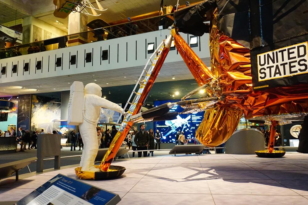 美國國家航空航天博物館/National Air and Space Museum/華盛頓特區/華盛