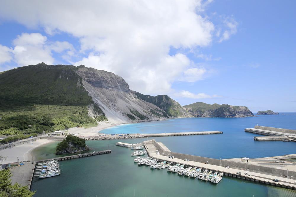 神津島/伊豆諸島/東京離島/日本海島/東京
