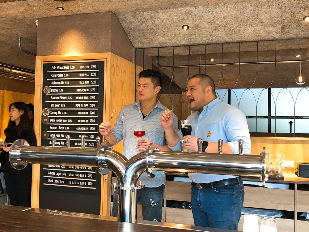 SUNMAI BAR/胡同燒肉/精釀啤酒吧/酒吧/台北
