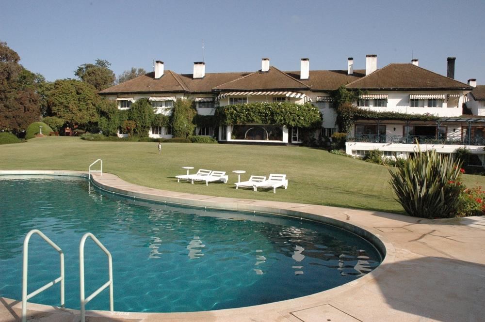庭院/Mount Kenya Safari Club/肯亞/東非