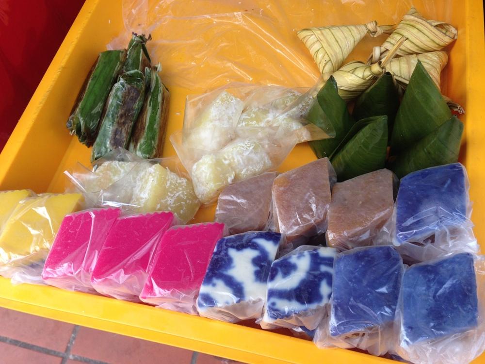 娘惹糕/傳統小吃/馬來西亞