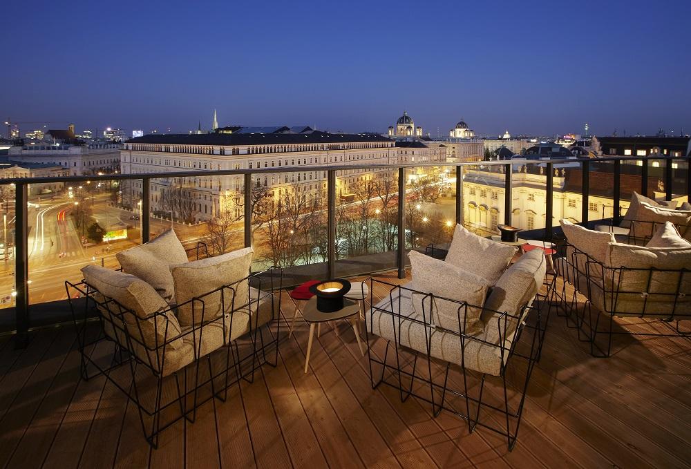 觀景區/25hours Hotel Wien/維也納/奧地利