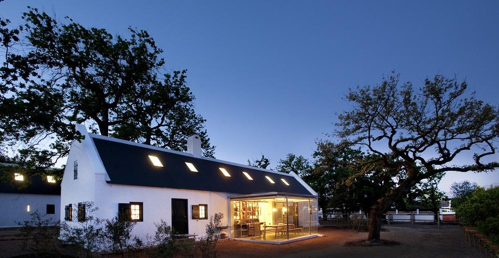 Babylonstoren/Frandchhoek/南非