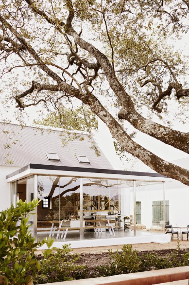 私人烹調室/Babylonstoren/Frandchhoek/南非