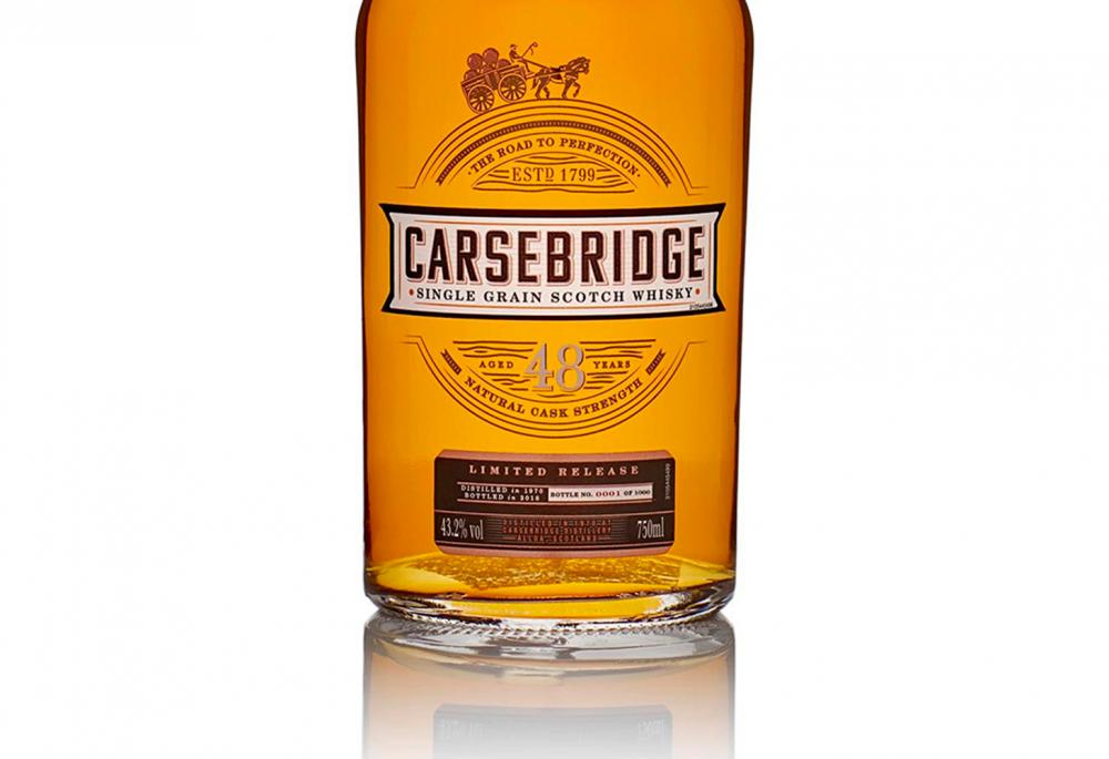 Carsebridge 48 Years Old/Special Release/Diageo/亞吉