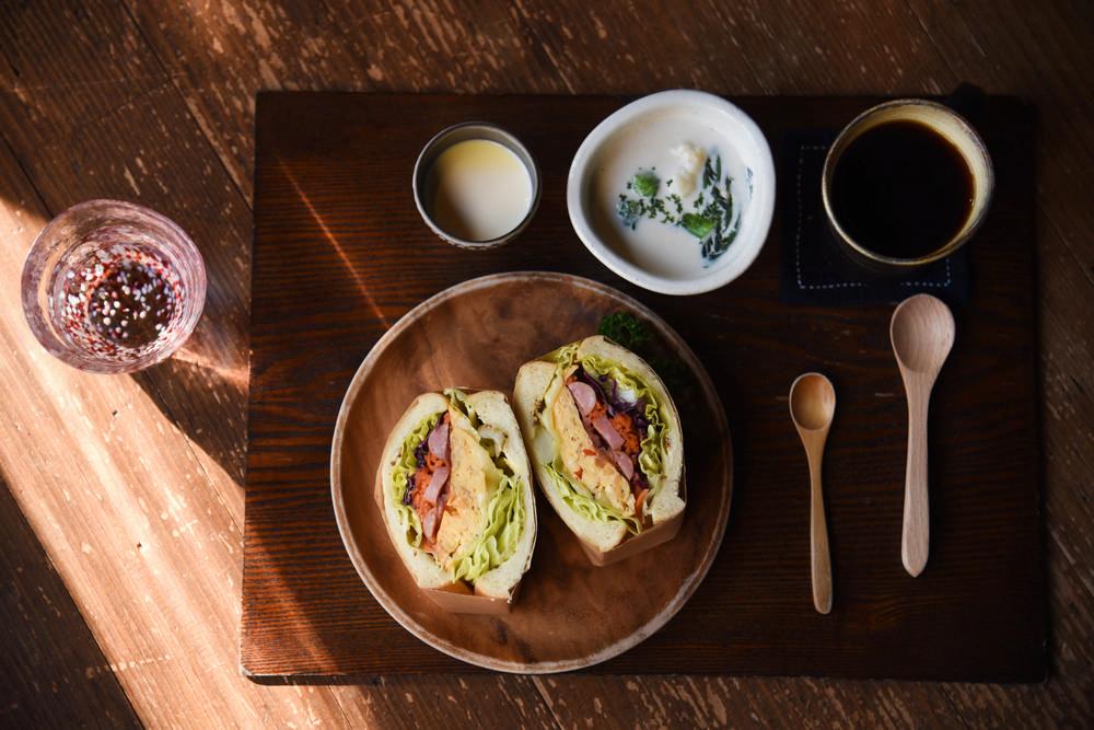 三木屋 CAFÉ/古民家咖啡館/自家製/陶器/小倉/北九州/福岡/日本