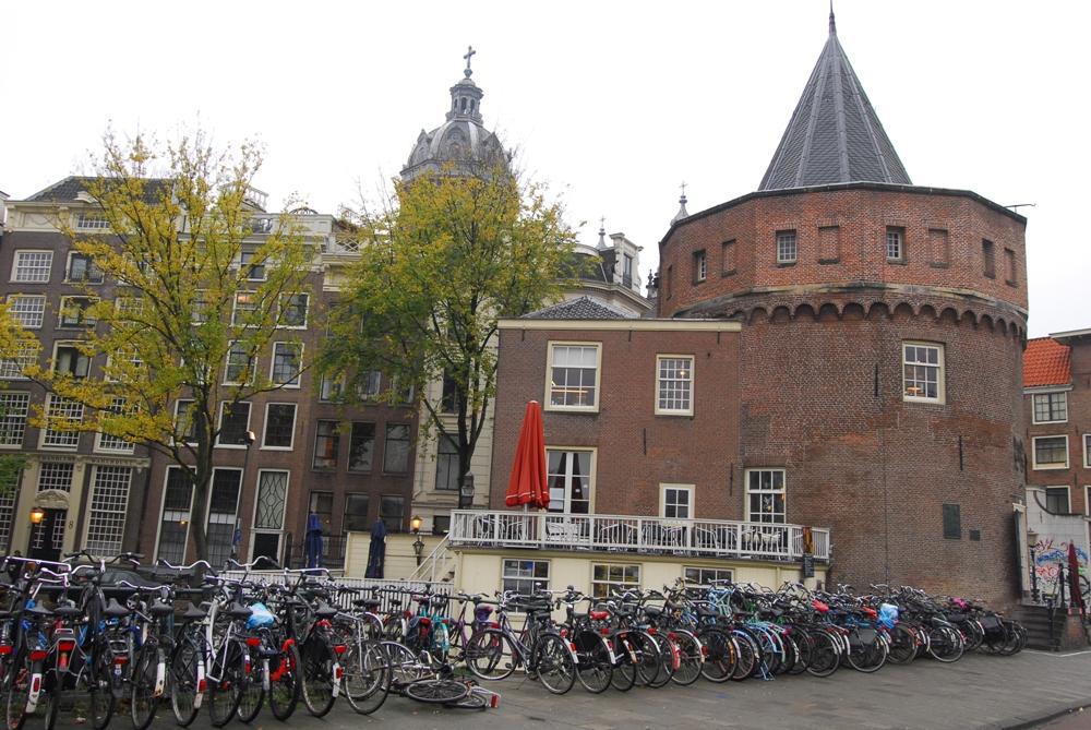 建築外觀/淚之塔/Tower of Tears/阿姆斯特丹/荷蘭