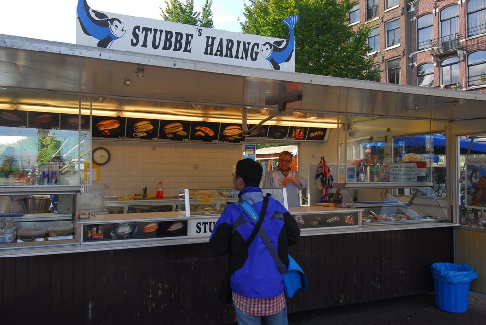 餐廳/點餐/STUBBE HARING/荷蘭