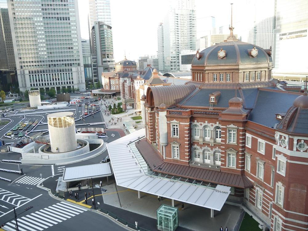 KITTE GARDEN/日和時光/露天空間/東京車站/東京/日本