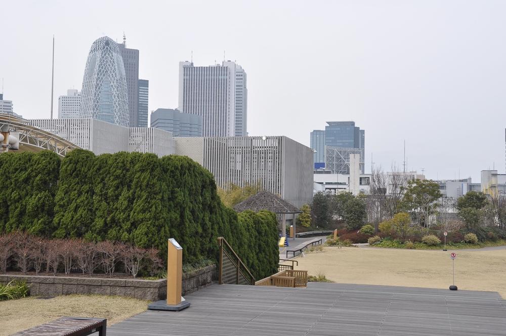i garden/伊勢丹百貨/日式庭園/東京/日本