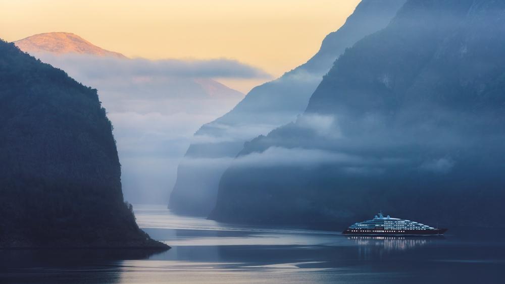 Scenic Eclipse/遊輪/遊艇/水下潛艇/自然祕境/南極/冰島/地中海/加勒比海
