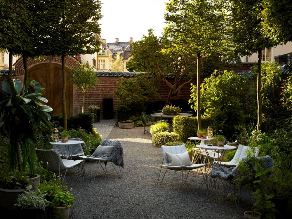明亮庭園/Ett Hem/斯德哥爾摩/瑞典