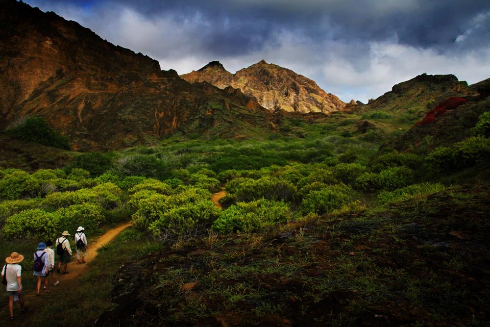 登島爬山/馬賽Kyo/旅遊攝影者/加拉巴哥